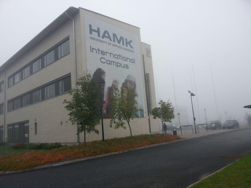 Hamk-campus