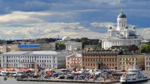Thu do Helsinki-Finland