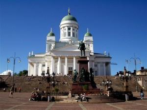du-hoc-inec-Thủ đô Helsinki - Phần Lan