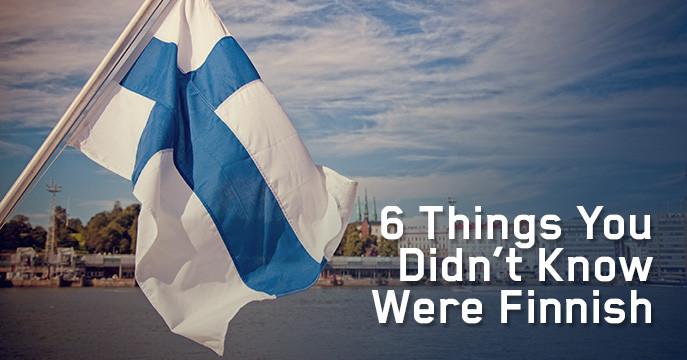 Image result for 6 điều bạn có thể không biết về Phần Lan