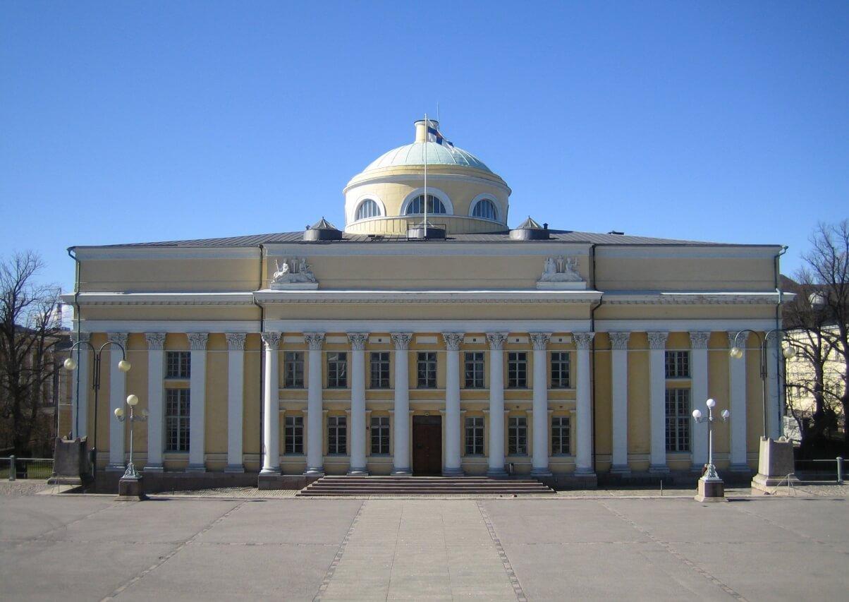 du học Phần Lan, điều đặc biệt của Phần Lan, thư viện Phần Lan