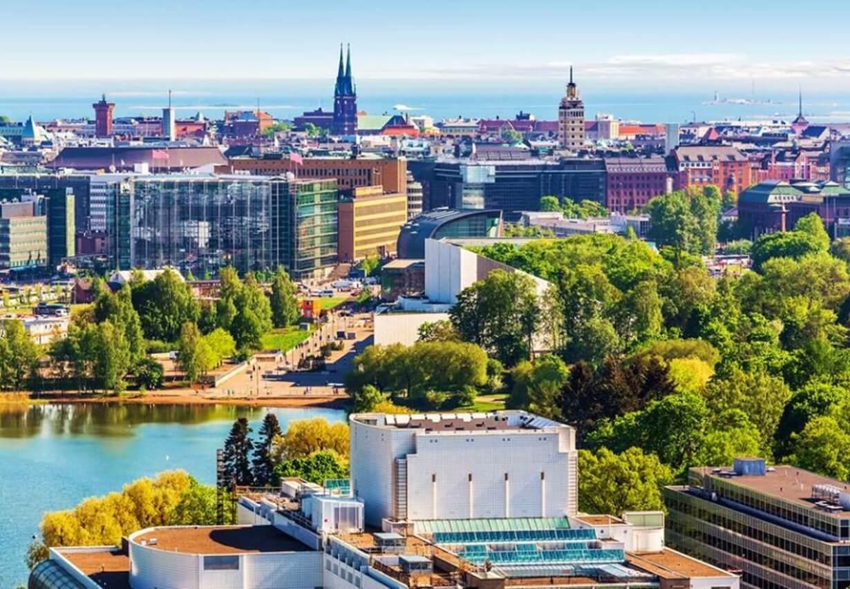 Phần Lan - miền đất hứa của sinh viên quốc tế