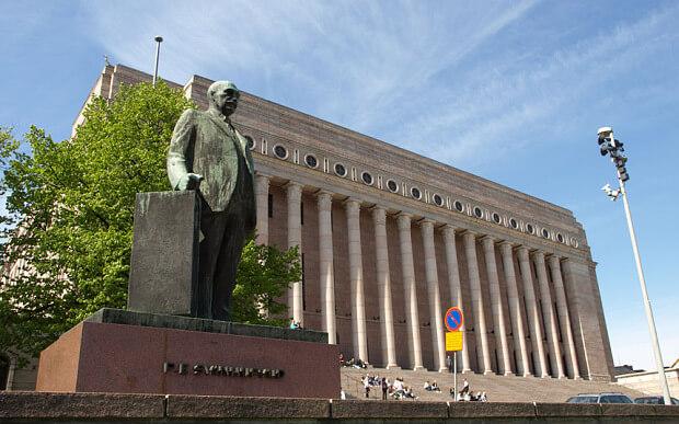 Chính phủ Phần Lan muốn áp dụng thử nghiệm cơ chế phúc lợi mới từ năm 2017. (Ảnh: Telegraph)