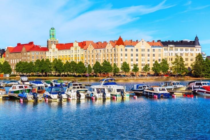 Thủ đô Helsinki –Vẻ đẹp điển hình của Bắc Âu