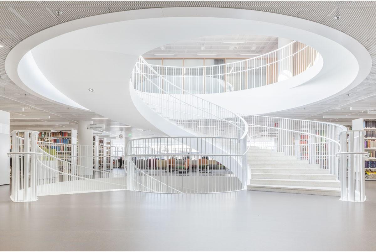 Thư viện tại Đại học Helsinki
