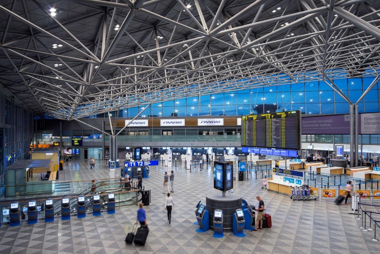 Sân bay Helsinki sở hữu mạng lưới kết nối rộng khắp toàn cầu