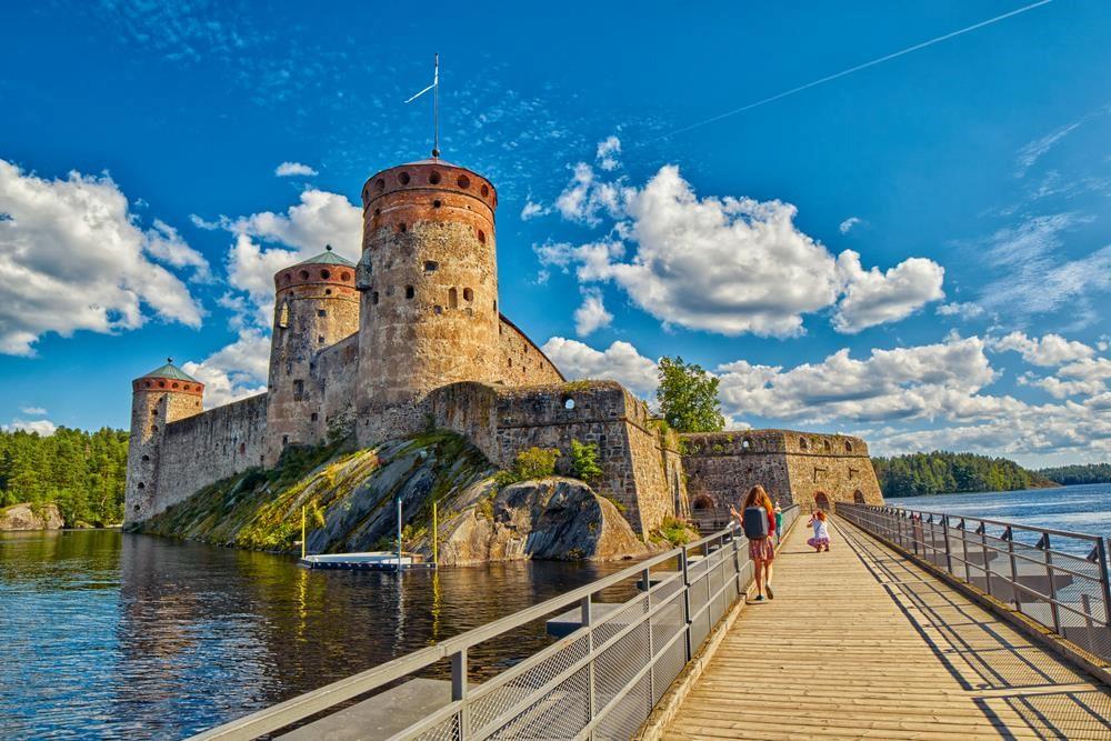 Phần Lan là điểm đến vô cùng thu hút ở Bắc Âu